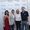 CEO Lora Unger, Michael Feinstein, Sandra Heffesse and Glenn Zwang