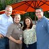 Paul and Carmen Sirois, with Patty and Rick Furlong