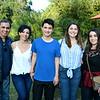 Sardis, Anna, Michael and Kristy Mouradian with Natalie Pembedjian