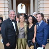 Mayor Terry and Maria Tornek with Yen Qu and Scott Gutentag