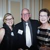 Bonner Meudell, Doug Morseburg and Kelley Brock