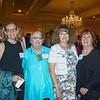 Susan Marki, Sally DeWitt, Justene Pierce and Jacqueline Ficht