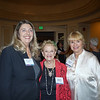 Teresa Lamb Simpson, Margaret Sedenquist and Carol Anne Econn