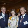 George Brumder, Suzanne Greenberg and Edward Kleinbard
