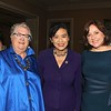 PPPSGV Board Chair Sally De Witt, U.S. Congresswoman Judy Chu, and PPPSGV President and CEO Sheri Bonner