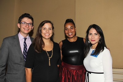 Steven and Lucie Russo, Kristi Lopez and Norma Rodriguez