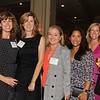 Carolyn Buckley, Rachel Walsh, Jean Zenas, Claire Mijares and Megan Dostal