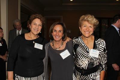Sylvia Paz, Terry Paule and Lauren Frankel