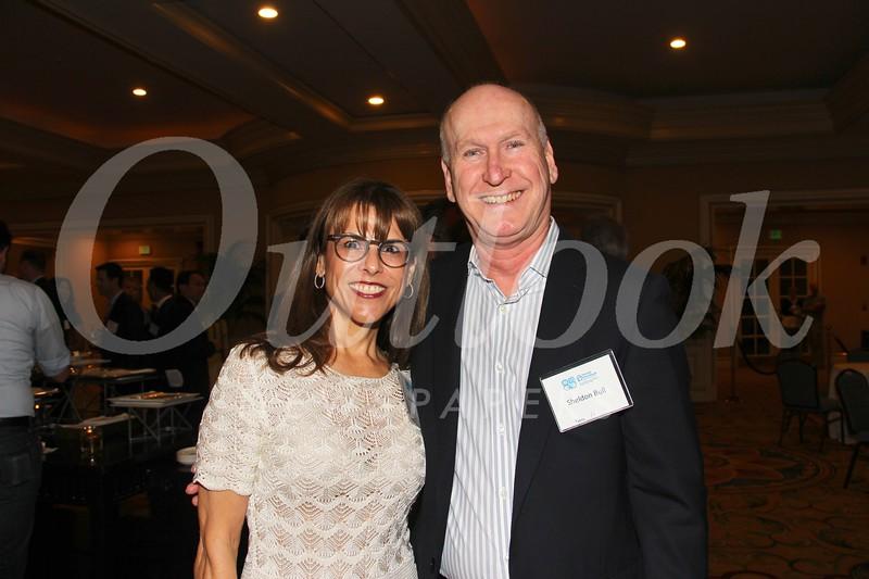 Annette and Sheldon Bull