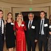 Chase Levra, Lauren Cox, Samantha Levra, Craig Levra, Matthew McPherson and Robin Levra
