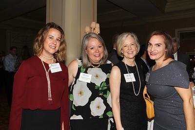 Andrea Williams, Stephanie Dencik, Lisa Kenyon and Sonia Solin