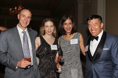 7937 Brad Kraus, Sharon Meiselman, Dr  Miriam Romero and Dr  Alexis Wong