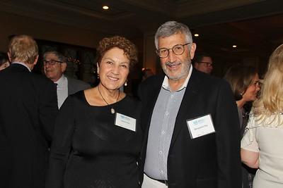 Sylvia and Benjamin Paz