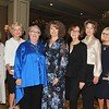Linda Wallace, Millie Steinbrecher, Sally De Witt, Justene Pierce, Jane Brunette, Corinne Sabaitis and Valerie Casey