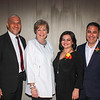 John Perez, Barbara Baptie, and honorees Maggie and Robert Shahnazarian