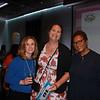 Megan Browne, Lynn Kornmann and Tamia Scott