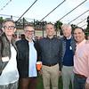Regitze and Jeppe Ladekarl, Chris Mathews, Dave Ebershoff and Antonio D'Amico
