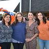 Priya Desai, Rachel Countryman, Alexandra Coer and Dr. Sonia Singla