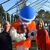 Panther Club co-Presidents Denise Mathews and Kim D'Amico
