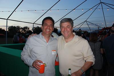 Marc Harris and Chris McTigue