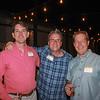 Chris Wilson, Rick Wetzel and Mike Bryant