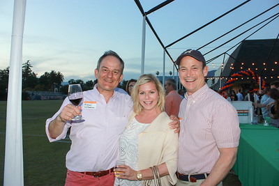 Michael Williamson, Tracy Grohs and Andy Wilson