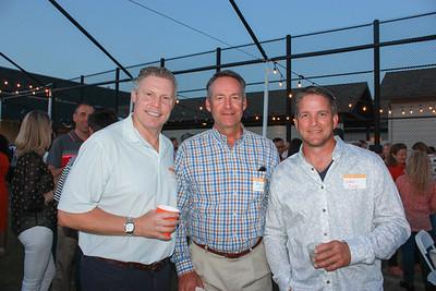 Mark Maechling, Paul Hoffman and Mark Shafia