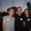 Caroline Howell with Rob and Melissa Lorenz