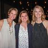Ginger Wilson, Jennifer Thibault and Elise Wetzel