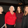 Holiday Look-In chair Mona Neter, vice chair Marsha Willhite, Theresa Patzakis and Jill Fosselman