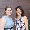 Jennifer Goldman and Pasadena Symphony CEO Lora Unger