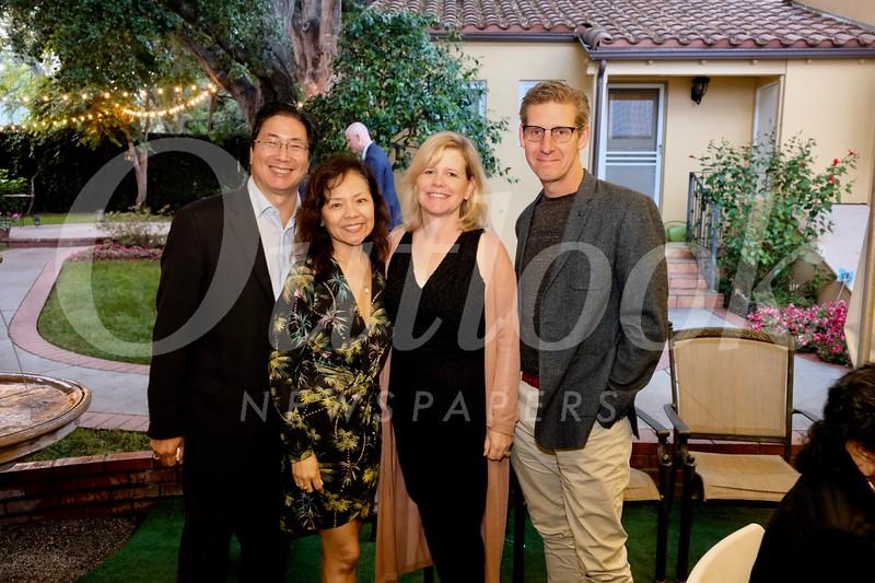 Warren Louie, Rose Chan, Stephanie Fossan and Kai Ryssdal