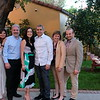 Vivian Godoy Rodriguez, Rey Rodriguez, event hosts Anita and Vince Lawler, Katie Herman and Mike Cohen