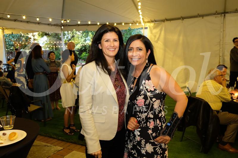 Michelle Mendez and Julietta Perez