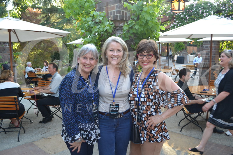Marilyn Matthews, Tracy Macrum and Teri Barton