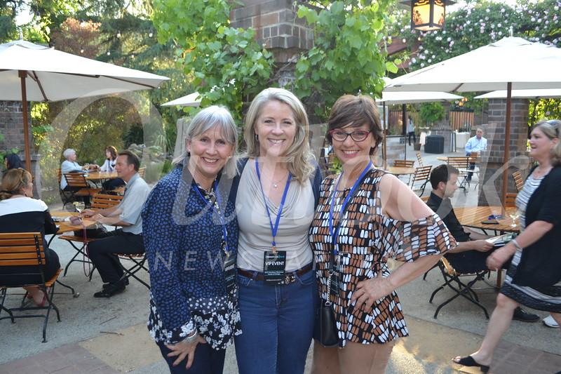 Marilyn Matthews, Tracy Macrum and Teri Barton