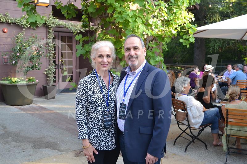 Araxy and Ed Afshirian