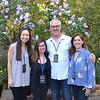 Sara Hirosaki, Claudia Witkop, Rob Levy and Patty Cabral of HomeStreet Bank