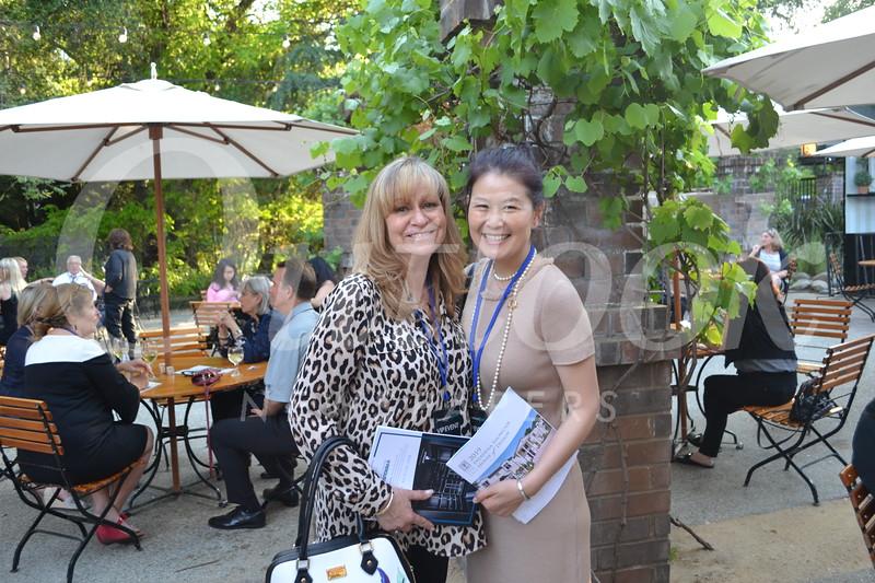Lori Ramirez and Michelle Chen