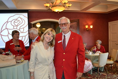 Reception Honors 2019 Tournament of Roses President