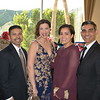 David and Kat Landa with Julie and Roger Cerda