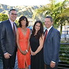 Alan and Tina Alietti with Jennifer and Rob Richard