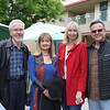 David Oswalt, Joan Aarestad, and Tracy and Tim Alderson