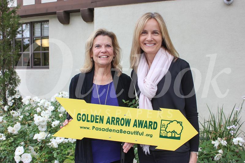 Caryn Hofer and Katherine Solaini