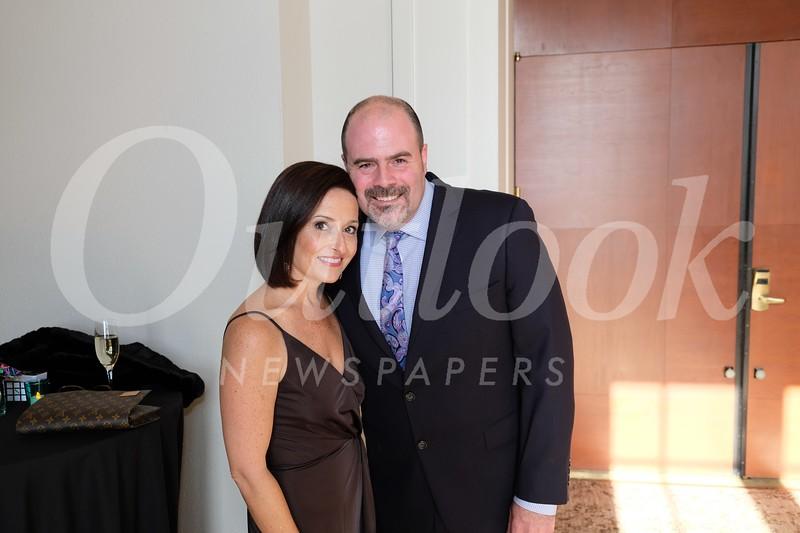 Anastasia and Chris Mazzella