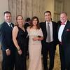 Rami and Monika Wehbe, Lisa and Patrick Hadadian, and Head of School Gary Stern