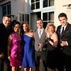 Jonathan and Sheryl Brown, Leticia and Ronaldo Carvalho, and Anna Parsons-Lamb and Michael Lamb