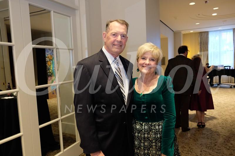 Allen and Sandi Brume