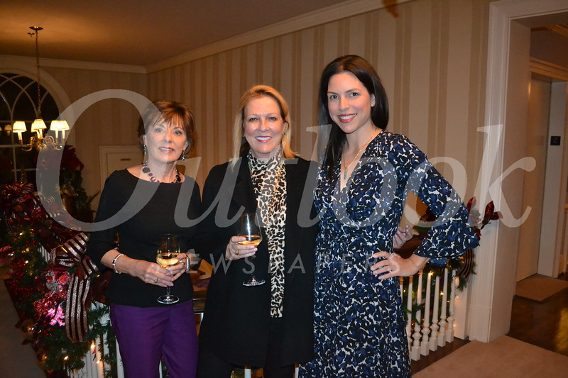 K.D. Shaughnessy, Rita Henderson and Ann Moore