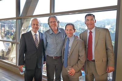 Bill Ukropina, Alan Harrison, Robert Curtiss and Fritz Miller